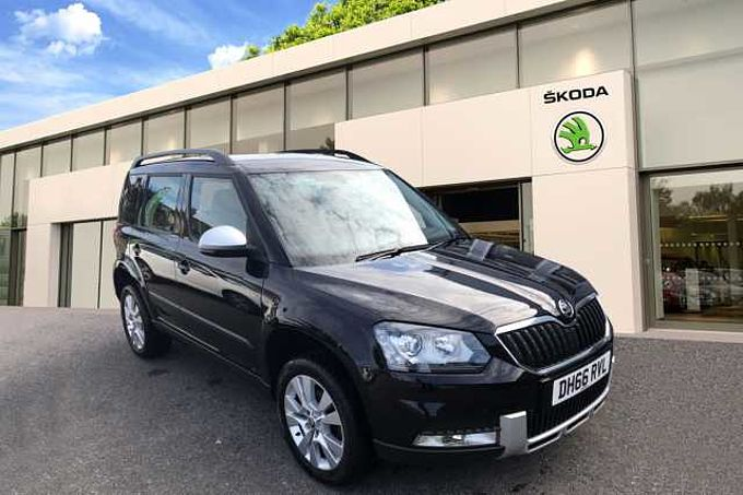 SKODA Yeti 1.2 TSI (110PS) SE L Outdoor 5-Dr